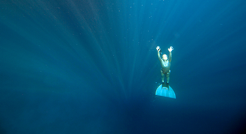 annelie pompe freediving