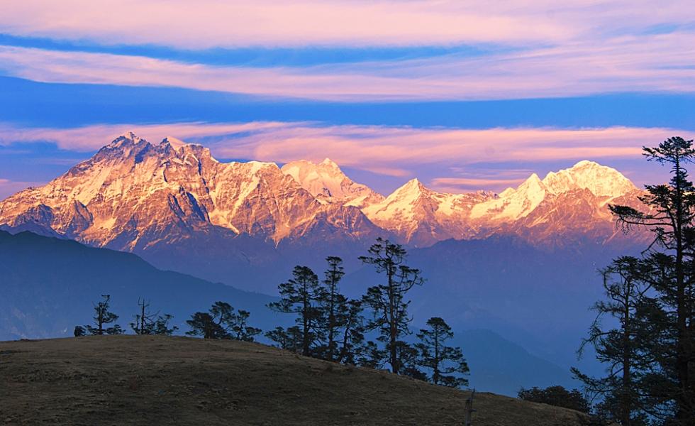 Mt. Gaurishanker
